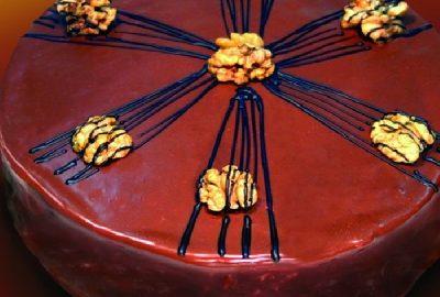 торт грецкий орех