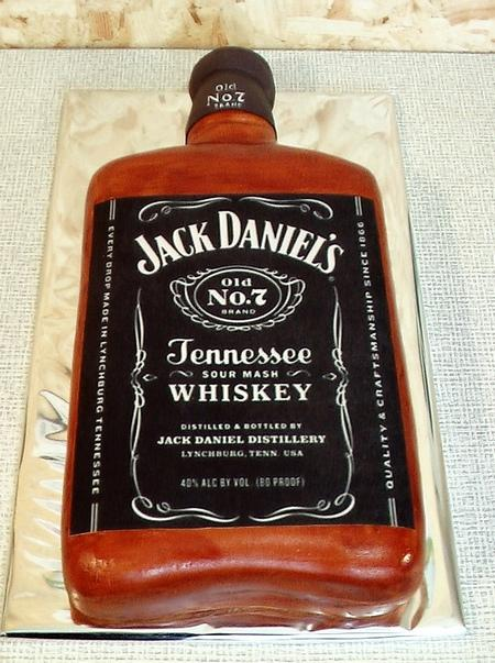 торт «Блек Джек»