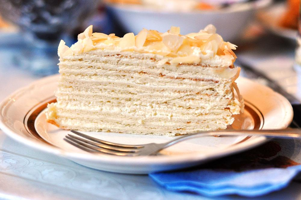 торт дездемона
