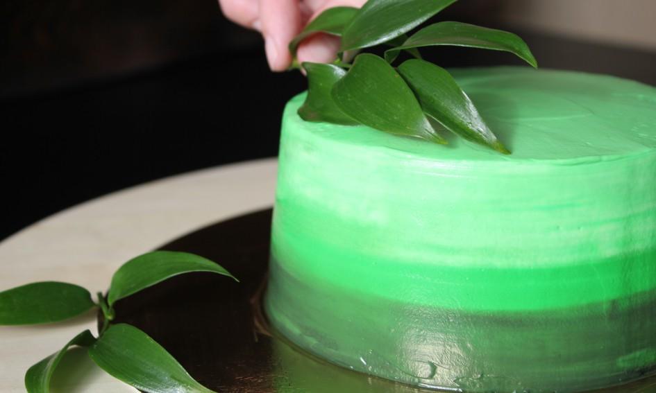 украшение военного торта