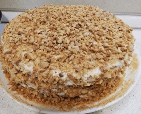 торт любимчик пашка