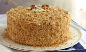 Торт «Пизанская башня»