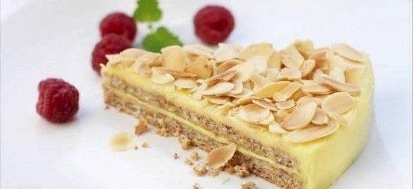Миндальный торт как в икеа
