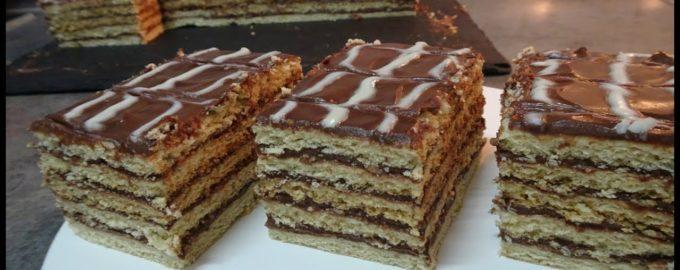торт будапешт рецепт с фото