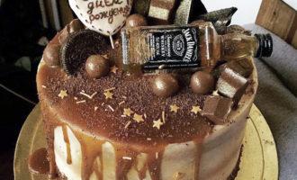 торт для начальника