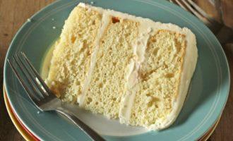 торт из детской смеси