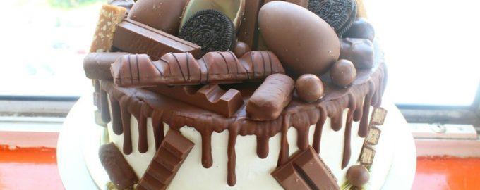 торт на день рождения девочки 12 лет