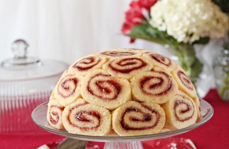 торт шарлотта рецепт