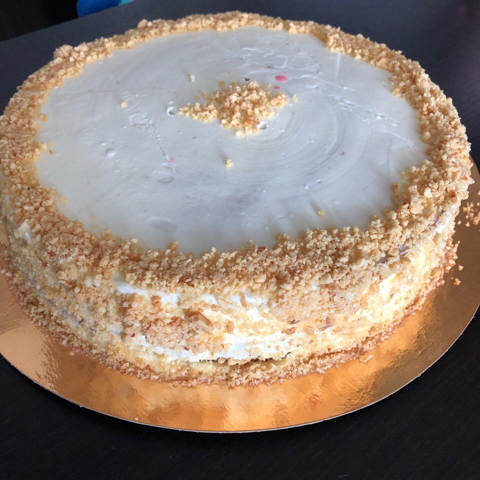 торт сладкая жизнь