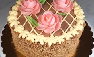 киевский торт настоящий