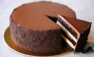 торт Шоколадница