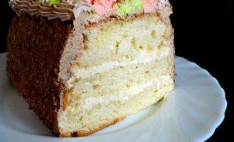 торт сказка рецепт