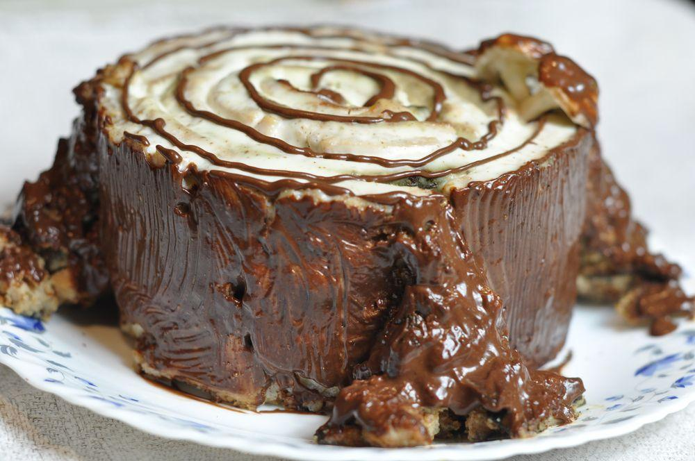 рецепт торта трухлявый пень пошаговый с фото рассказывать самых значимых
