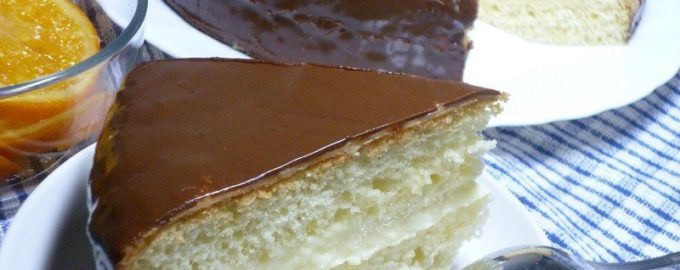 торт Чародейка