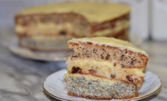 торт министерский