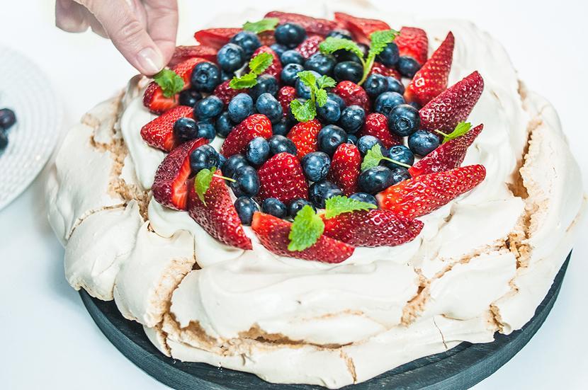 торт анна павлова классический рецепт с фото сузуки