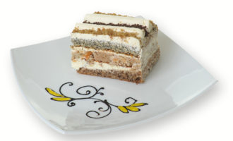 торт алладин